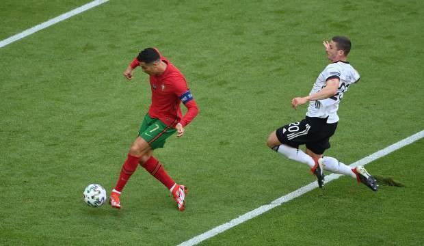 Portekiz Almanya Goller Peş Peşe