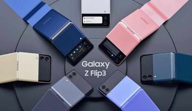 Samsung Z Flip 3 için önemli açıklama
