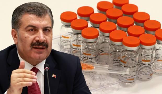 Sinovac aşıları randevuya tekrar açıldı
