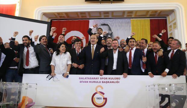 TFF, başkanlığa seçilen Burak Elmas'ı tebrik etti