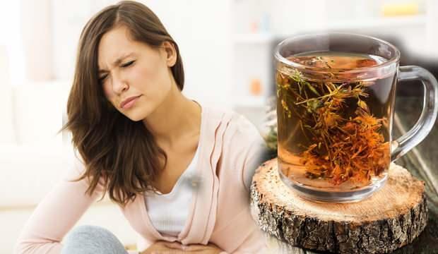 Adet sancısına ne iyi gelir? Yeşil çay adet sancısına iyi gelir mi?