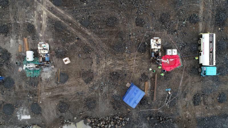 Karadeniz'de keşfedilen doğal gazın çıkarılacağı Zonguldak'ın Çaycuma ilçesindeki Filyos Limanı'nda, Türkiye Petrolleri Anonim Ortaklığı'nın (TPAO) 960 dönüm üzerine rafineri kurma çalışmaları sürüyor.