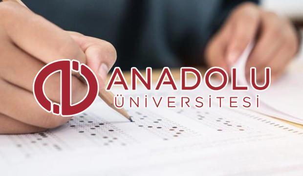 AÖF sınavları çevrim içi mi yapılacak? 2021 Anadolu Üniversitesinden yaz okulu sınav açıklaması!
