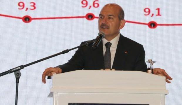 Bakan Soylu: Türkiye bunu başaran iki ülkeden biri!
