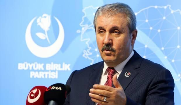 Destici'den HDP açıklaması
