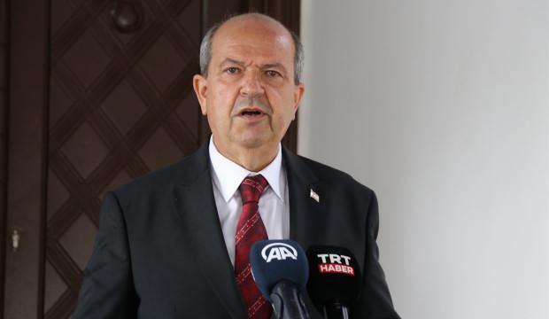 KKTC Cumhurbaşkanı Tatar, Elpidoforos'a yönelik eleştirilere karşı çıktı