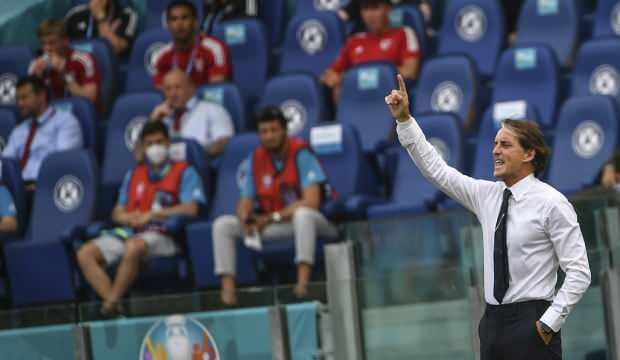 """Mancini: """"Bizim için başka bir turnuva başlıyor"""""""