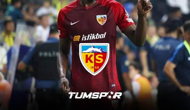 Rizespor'dan Kayserisporlu oyuncuya transfer teklifi... 23 Haziran Kayserispor transfer haberleri!