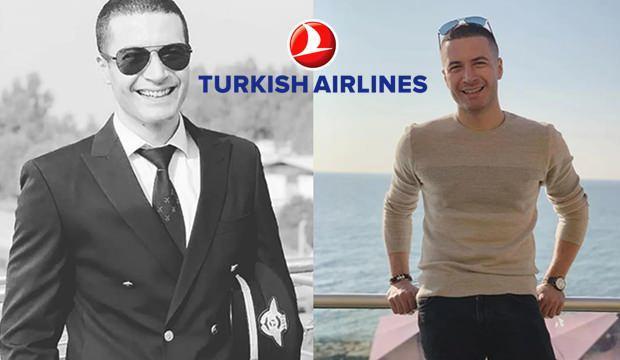 THY'de büyük üzüntü! Genç pilot hayatını kaybetti