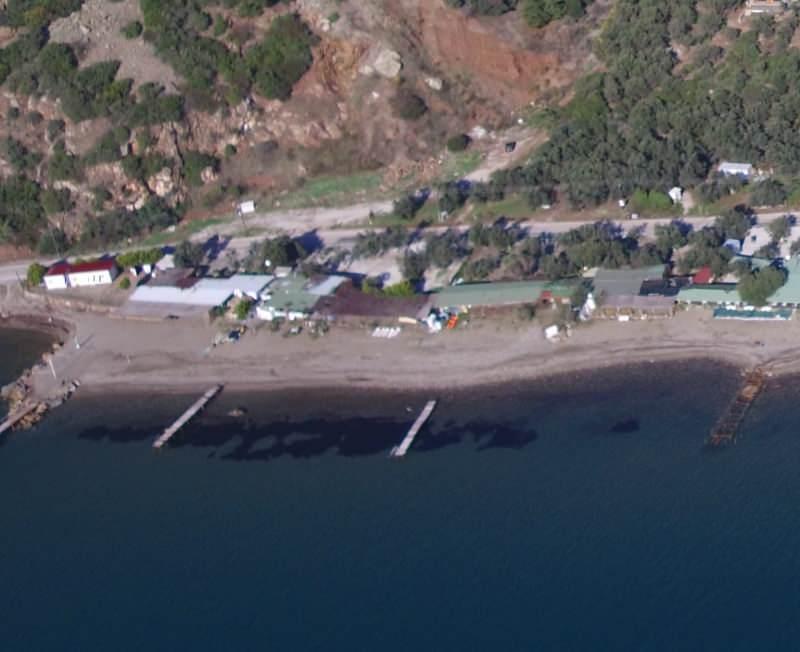 2018 drone görüntüsünün daha net hali.