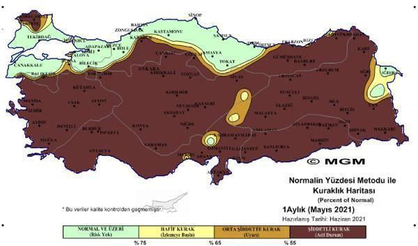 'Antalya'nın iklimi, 2100'de Kahire gibi olacak'