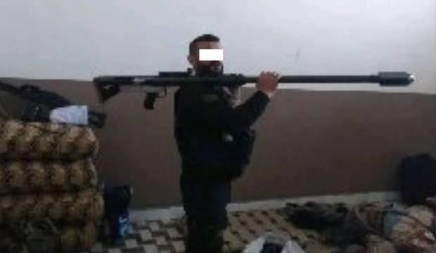 Bombalı eylem hazırlığındaki 3 terörist tutuklandı
