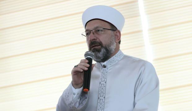 Diyanet İşleri Başkanı Erbaş'tan 'Z kuşağı' mesajı