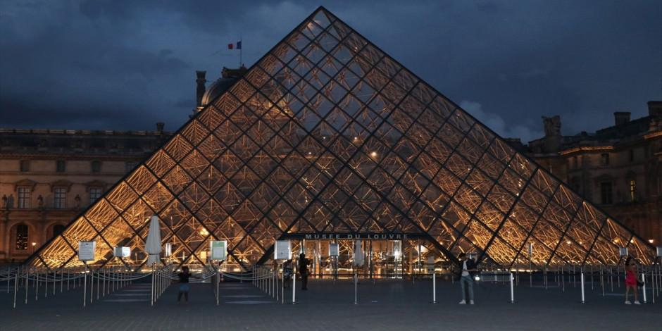 """Fransa'da """"müzeler gecesi"""" etkinliği düzenlendi"""