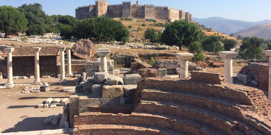 İncil'in yazıldığına inanılan Bazilikada kazılar başlıyor