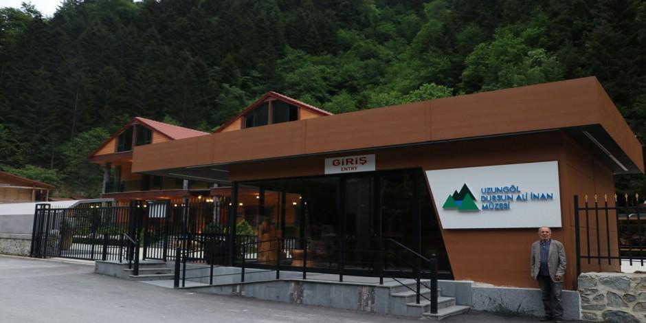 Karadeniz kültürü doğadaki müzede tanıtılıyor