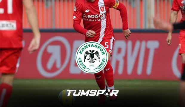 İtalyan oyuncu Konyaspor'a doğru... 1 Temmuz Konyaspor transfer haberleri!