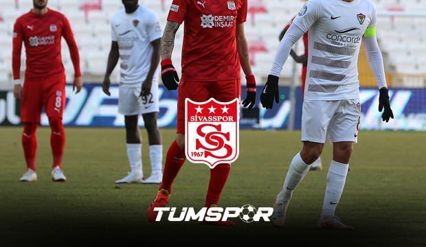 O oyuncunun sözleşmesi Sivassporla bitiyor... 1 Temmuz Sivasspor transfer haberleri!