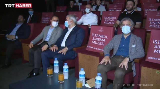 'Mahrem'in gala gecesi İstanbul Atlas Sineması'nda yapıldı