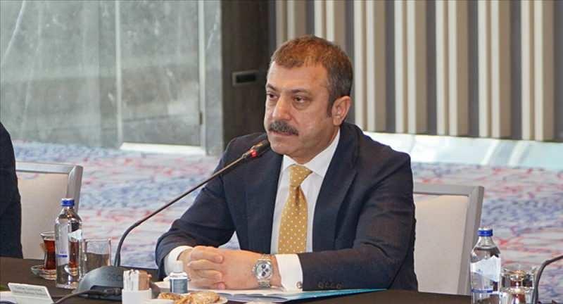 Merkez Bankası Başkanı Kavcıoğlu