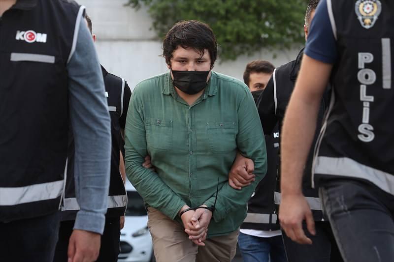 'Tosuncuk' lakaplı Mehmet Aydın tutuklandı.