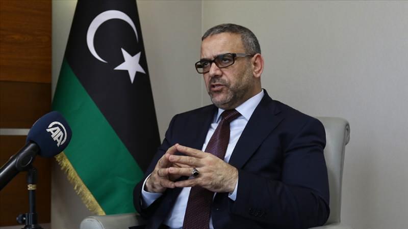 Libya Devlet Yüksek Konseyi (DYK) Başkanı Halid el-Mişri