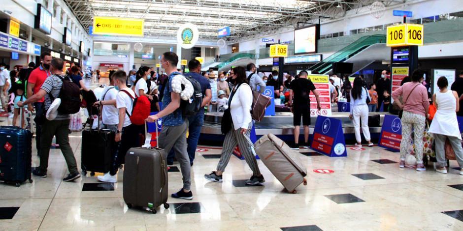 Antalya'ya 7 ayda gelen turist sayısı belli oldu