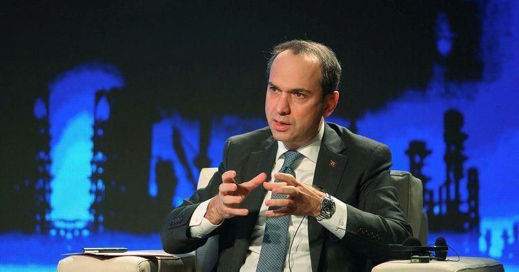 Enerji ve Tabii Kaynaklar Bakan Yardımcısı Alparslan Bayraktar