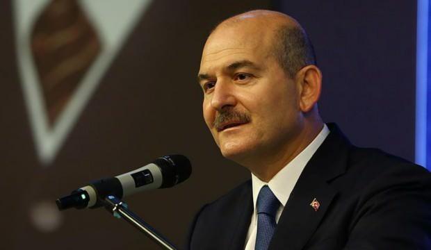 Süleyman Soylu'nun istifa iddiasına AK Parti'den ilk tepki