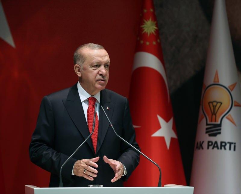Cumhurbaşkanı Erdoğan: Ekonomideki gelişmelere ve diğer hususlara bakarak milletimiz için ilave destek adımları atabiliriz