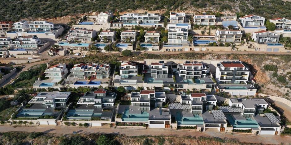 Villa turizminde Kurban Bayramı yoğunluğu