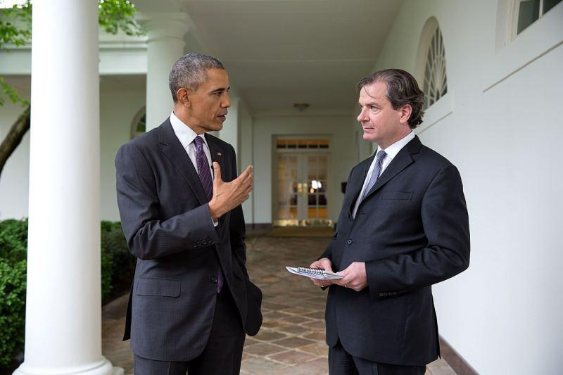 Bergen ve Obama'nın Beyaz Saray buluşması