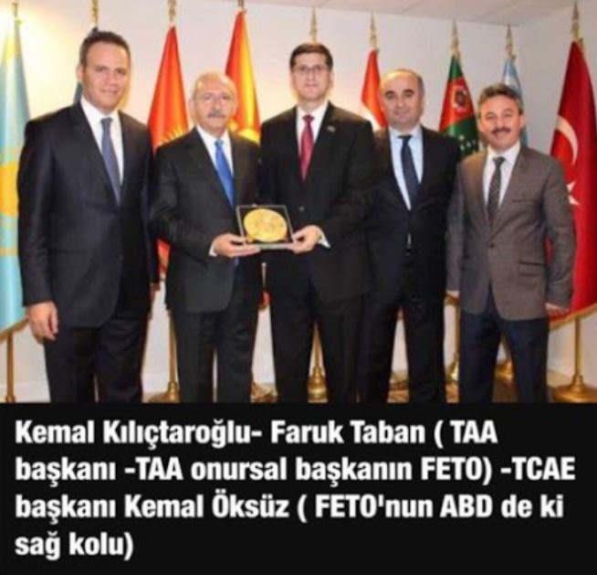 Kılıçdaroğlu'nun ABD'de FETÖ imamıyla görüşmesi