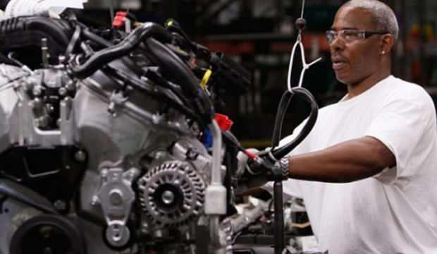 ABD'de sanayi üretimi beklentilerin altında kaldı