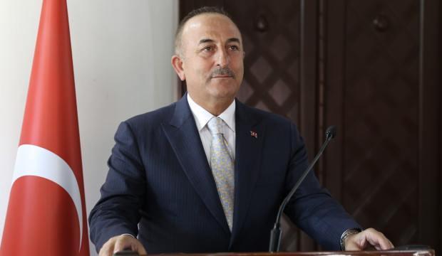 Çavuşoğlu: Bu sadece Türkiye'ye yönelik bir tehdit değil