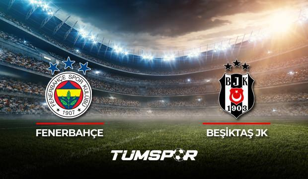 Fenerbahçe Beşiktaş maçı ne zaman? Süper Lig 2021-2022 sezonu Fenerbahçe Beşiktaş derbisi!