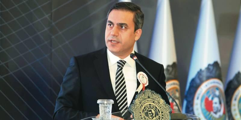 MİT müsteşarı Hakan Fidan