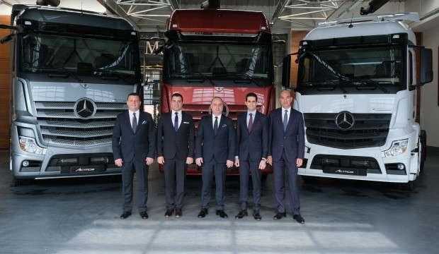 Mercedes-Benz Türk, 6 aylık satış rakamlarını paylaştı