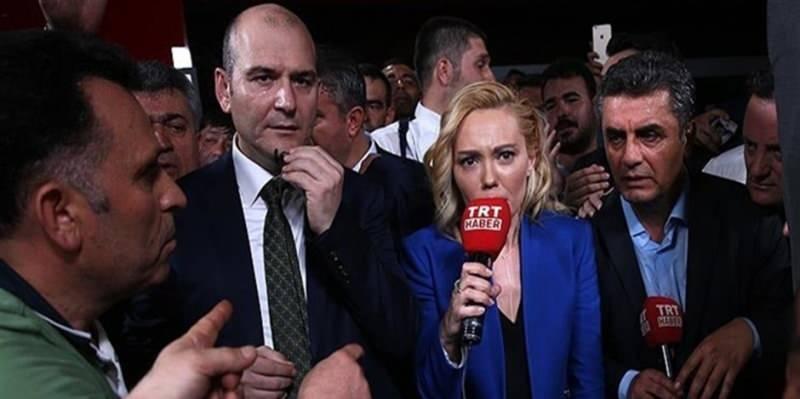 'TRT'yi alan adam' Süleyman Soylu