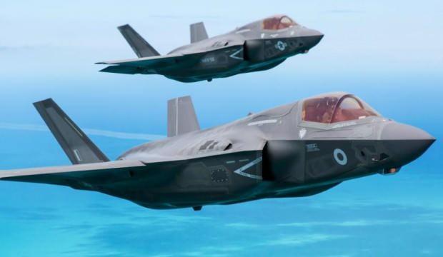 ABD, F-35 programına Türkiye'nin yerine Japonya'yı alıyor