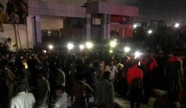 Son dakika: Irak'taki hastane yangınında can kaybı artıyor