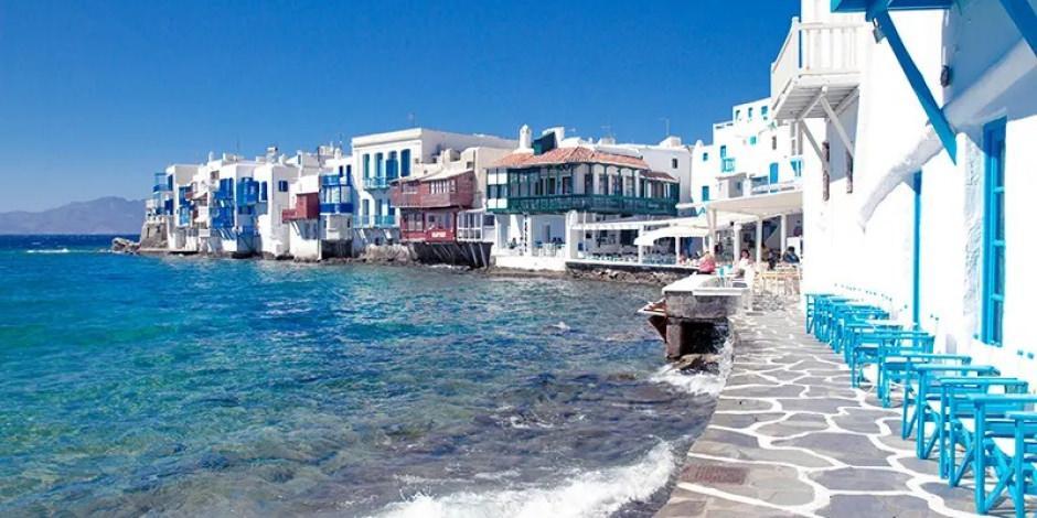 Yunanistan'dan Kovid önlemi: Ünlü tatil bölgesinde müzik yasağı