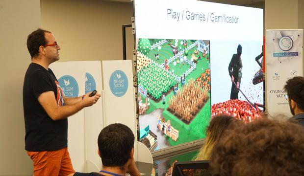 4. Oyunla Gelecek kampı Konya'da düzenleniyor