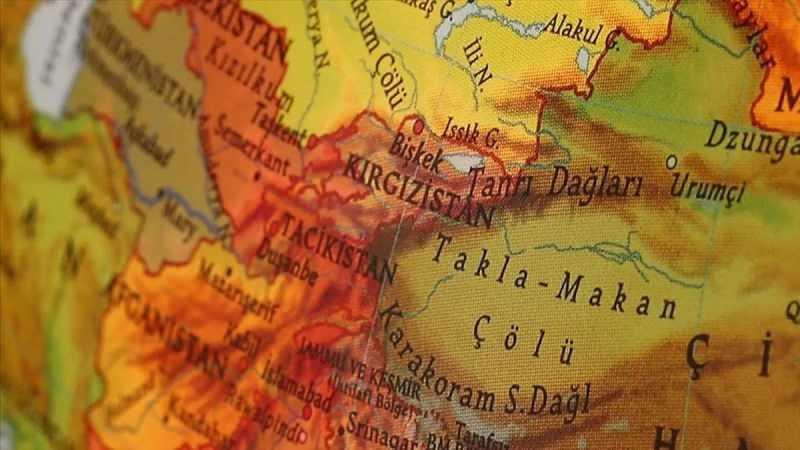 Tacikistan-Afganistan sınır