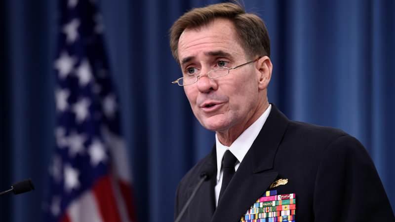ABD Savunma Bakanlığı Sözcüsü John Kirby