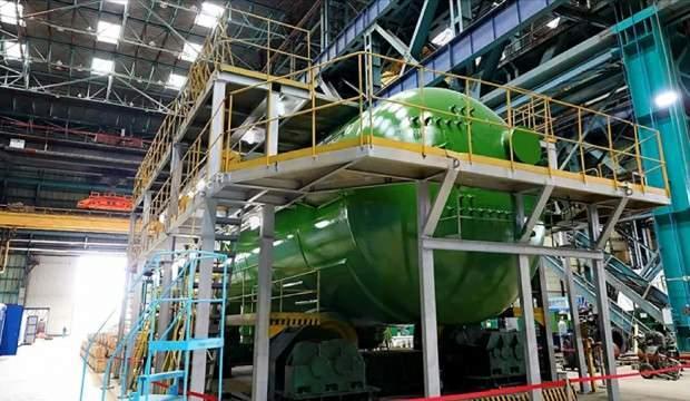 Akkuyu NGS'nin ikinci ünitesinde kullanılacak: Üretimi tamamlandı