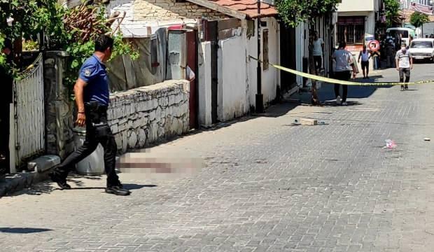 Aydın'da kavgayı ayırmak istedi, kendi vuruldu