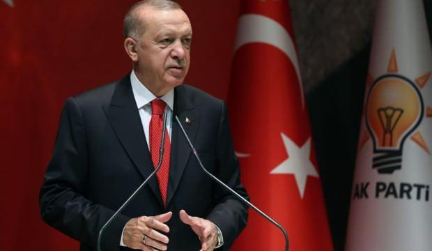Cumhurbaşkanı Erdoğan, Galatasaray'a başarı diledi