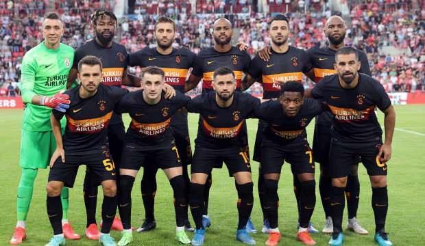 Galatasaray'da hedef UEFA Avrupa Ligi Kupası