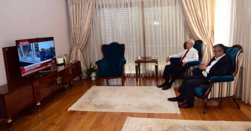 15 Temmuz gecesi - Kemal Kılıçdaroğlu